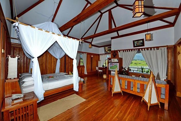 Accommodation in Myanmar shore excursions
