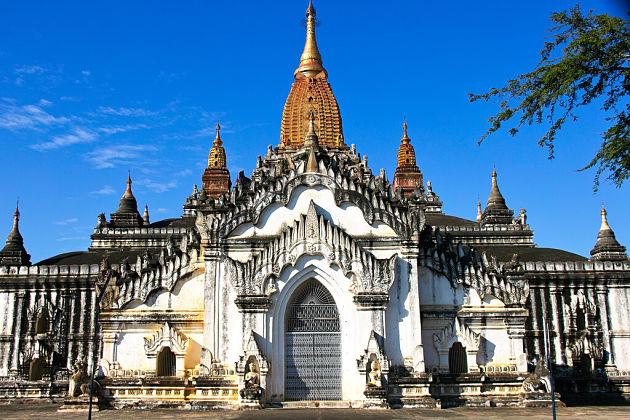 Ananda Temple - Bagan shore excursions
