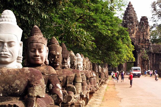 Angkor Thom - Cambodia shore excursions