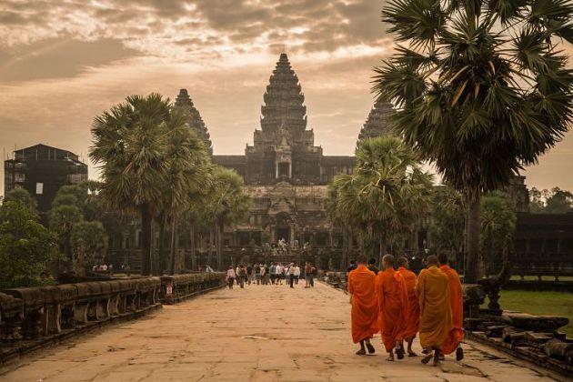 Angkor-Wat-Complex-Cambodia-shore-excursions