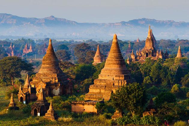 Bagan shore excursions