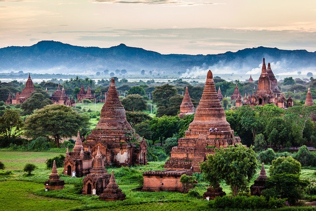 Best time to visit Bagan shore excursions