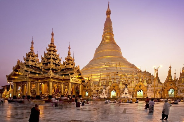 Best time to visit Yangon shore excursions