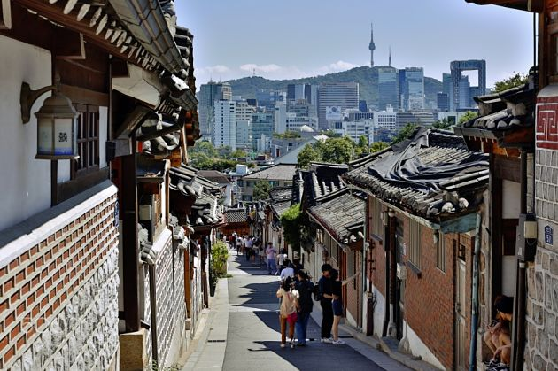 Bukchon Hanok Village - Incheon shore excursions