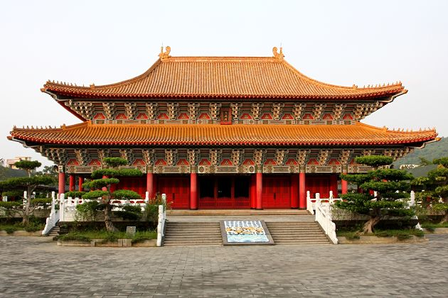 Confucius Temple - Kaohsiung shore excursions