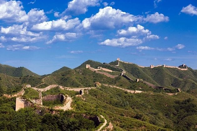 Great Wall China - Beijing shore excursions