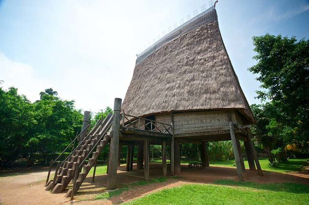 Hanoi shore excursions Vietnam Museum of Ethnology
