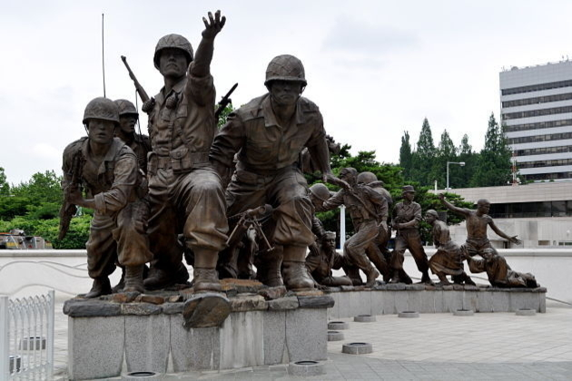 Korean War Memorial Museum - Incheon shore excursions