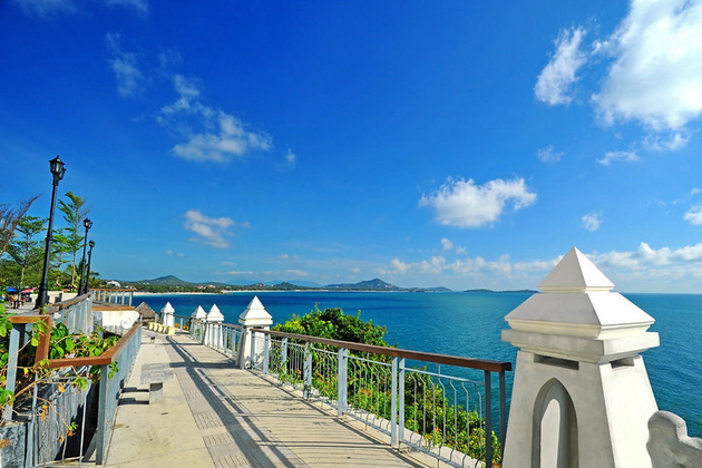 Lad Koh Viewpoint in Koh Samui shore excursions