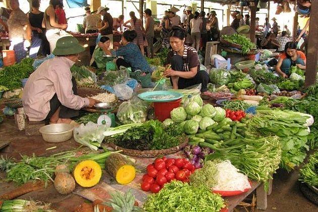 Nha Trang local market