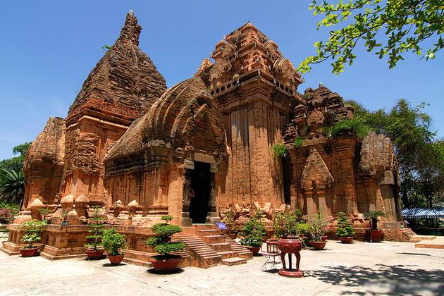 Nha Trang religious sites