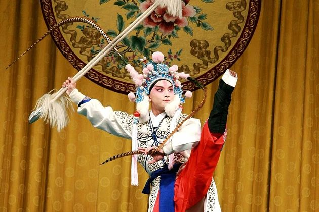 Peking Opera - Beijing shore excursions