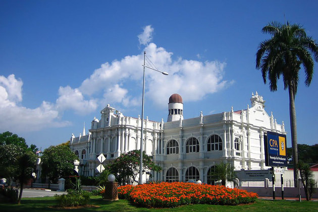 Penang shore excursions - State & Art Museum