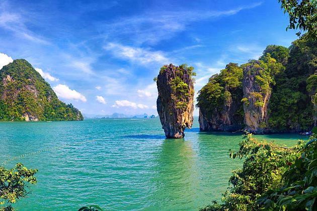 Phang Nga Bay - Phuket shore excursions