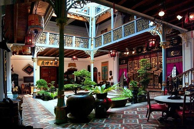 Pinang Peranakan Mansion in Penang shore excursions