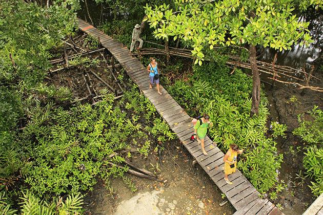 Ream National Park - Cambodia shore excursions