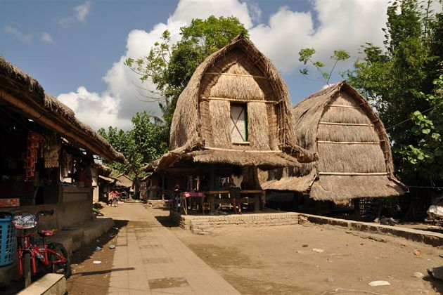 Sasak Village - Indonesia shore excursions