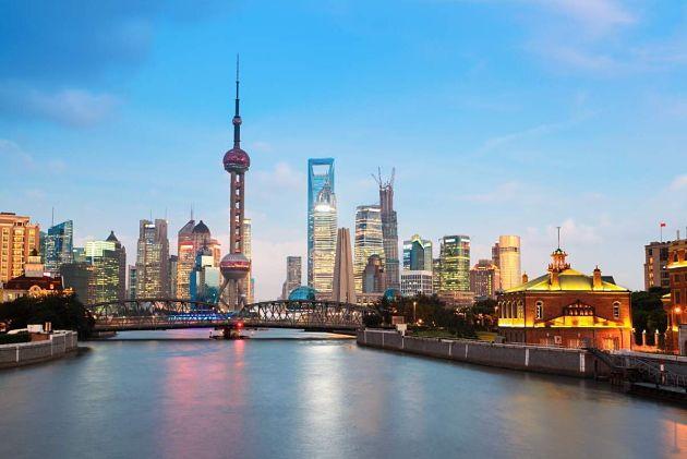 Shanghai Bund - Shanghai shore excursions