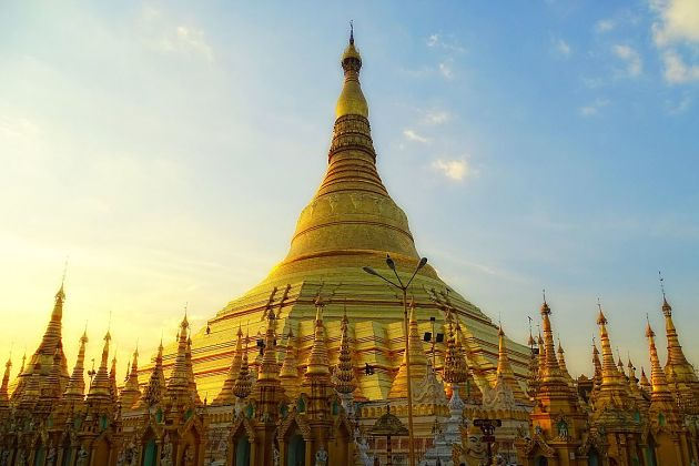 Shwedagon Pagoda - Yangon shore excursions