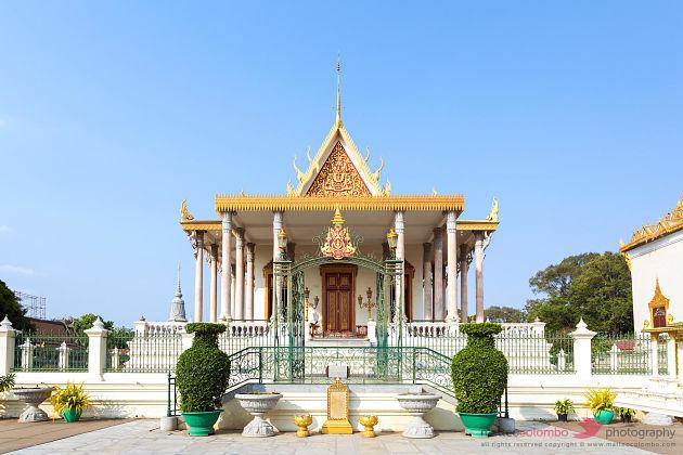 Silver-Pagoda-Cambodia-shore-excursions