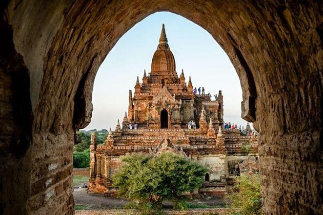 Sulamani Temple - Bagan shore excursions