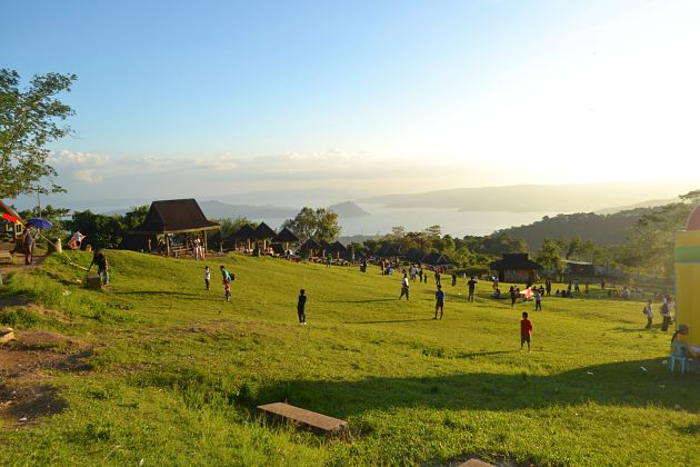Tagaytay Picnic Grove - Philippines shore excursions