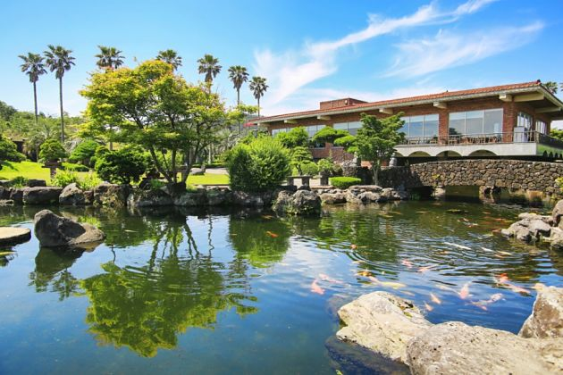 The Spirited Garden - Jeju shore excursions