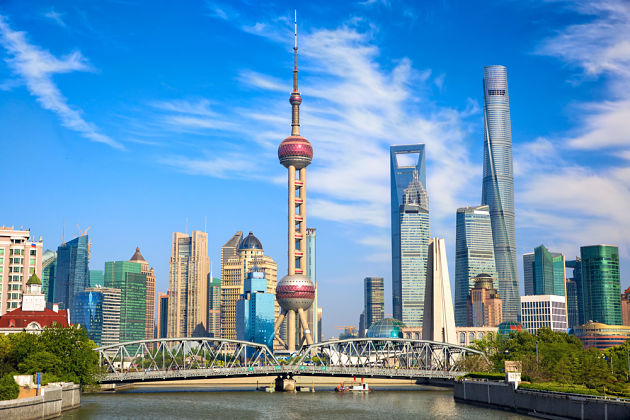 Things to do & see Shanghai shore excursions