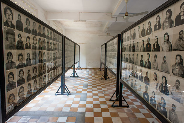 Toul Sleng Genocide Museum - Cambodia shore excursions