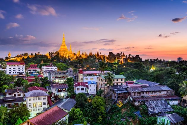 Yangon shore excursions