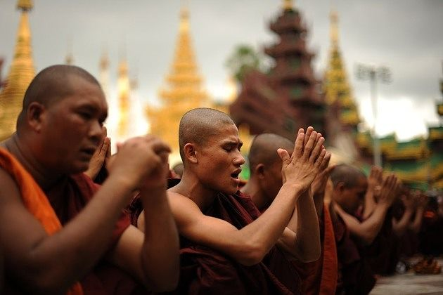religion in Myanmar
