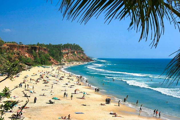 Arambol Beach - Goa shore excursions