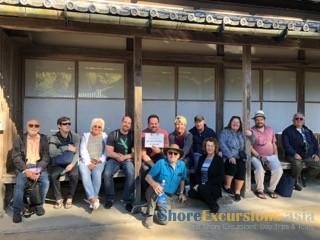 Feedback in Kagoshima shore excursions 1911