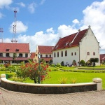 Fort Rotterdam in Makassar shore excursions