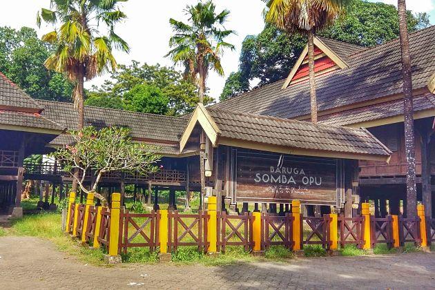 Fort Somba Opu