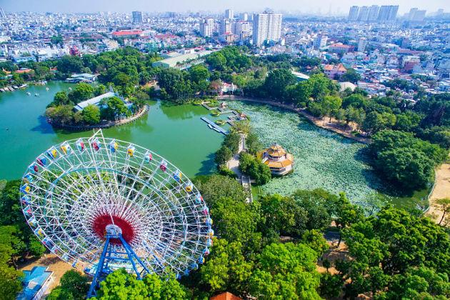 Ho Chi Minh City weather - shore excursions