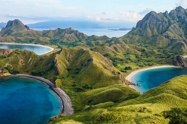 Komodo shore excursions - National Park