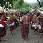 Korke village - Lamaholot ethnic