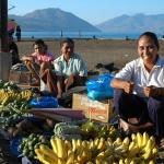 Larantuka market