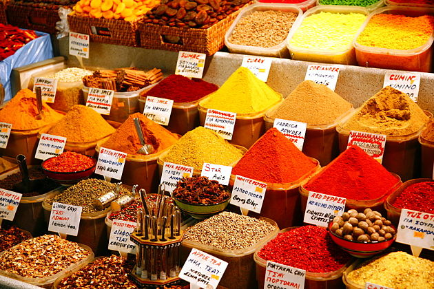 Margao Spice Market - Goa shore excursions