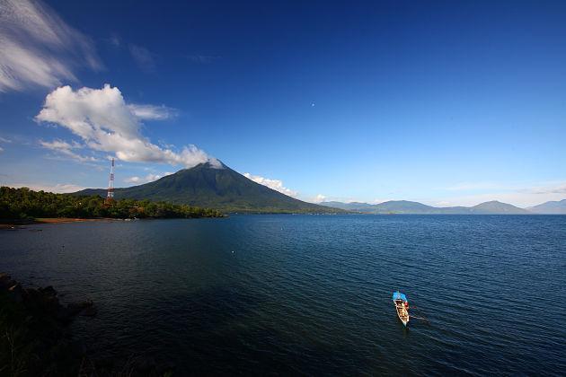 Mokantarak view over mountain