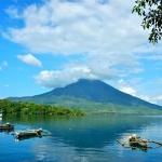 Mt. Ile Mandiri view