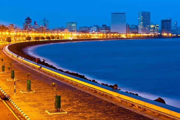 Queen's Necklace - Mumbai shore excursions