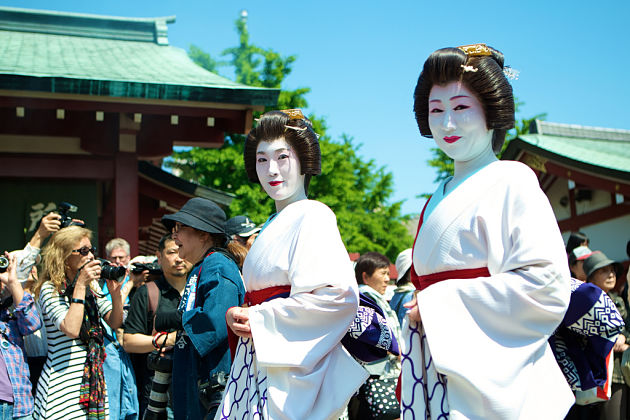Top 6 Best & Unique Festivals in Japan