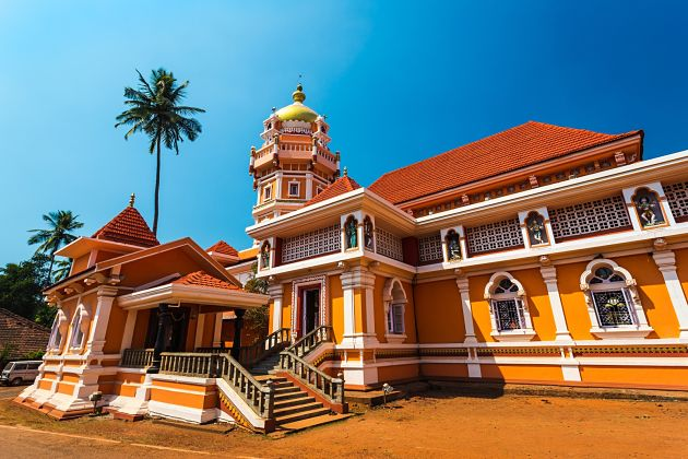 Shanta Durga Temple - Goa shore excursions