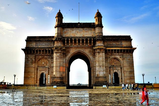 The Gateway of India - Mumbai shore excursions