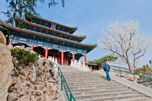 Beijing shore excursions in spring