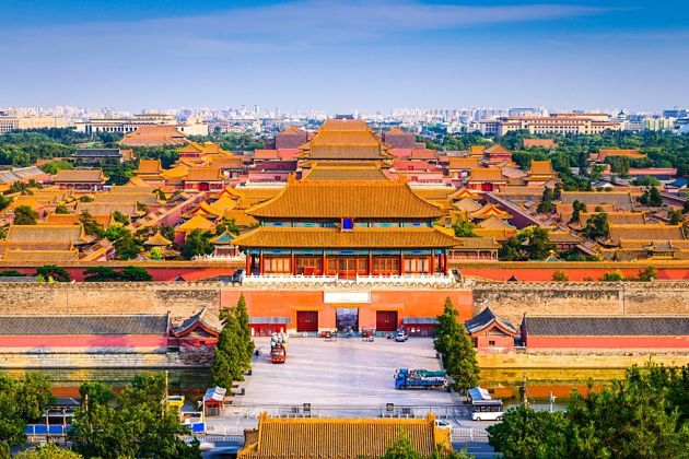Best time to visit Beijing shore excursions