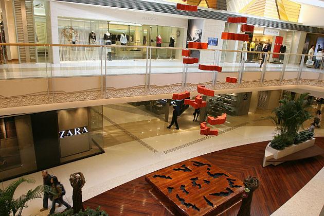 Elements Hong Kong Shopping Mall