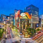 Ginza Area - Tokyo shore excursions
